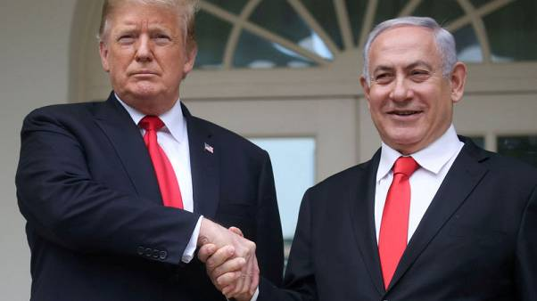 Israel to name new town on Golan after Trump - Netanyahu