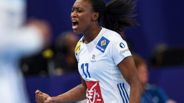 Hand: Siraba Dembélé, enceinte, ne sera pas au Mondial