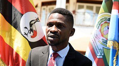 Ugandan singer and presidential hopeful says he is under house arrest