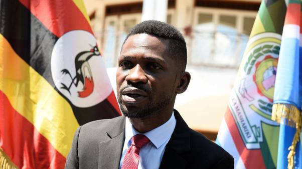 Ugandan singer and presidential hopeful says he is under house arrest