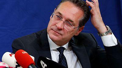 Austrian far-right politician resigns over 'rat' poem