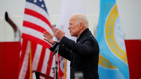 تقرير: جو بايدن يعلن الخميس السعي للترشح للرئاسة