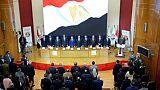Référendum en Egypte: la révision constitutionnelle prolongeant la présidence Sissi approuvée à 88,83%