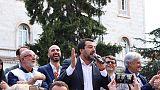 Salvini, Siri resta al suo posto