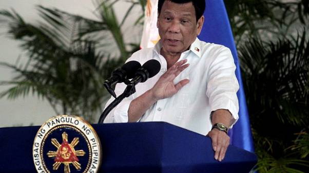 Philippines' Duterte hits Canada on exported garbage