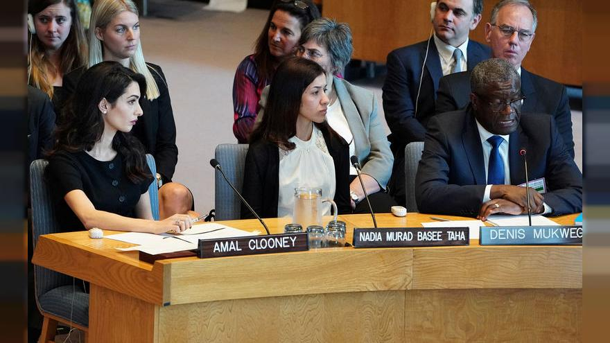 Bowing to U.S. demands, U.N. waters down resolution on sexual violence in conflict