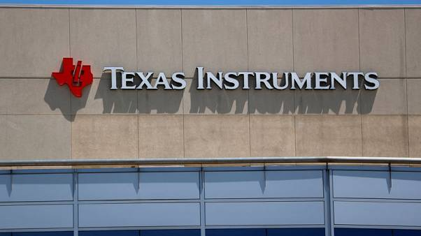 Texas Instruments revenue, profit beat estimates; shares rise