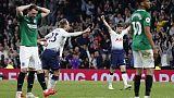Saints gol flash, Tottenham vince a 88'