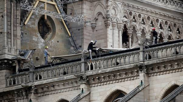 Mexico's Cemex says to help in Notre-Dame's restoration
