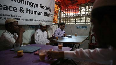 In Rohingya camps, a political awakening faces a backlash