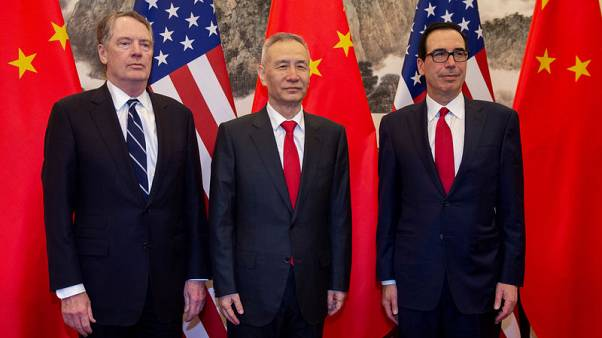 Lighthizer, Mnuchin to hold trade talks next week in Beijing - White House