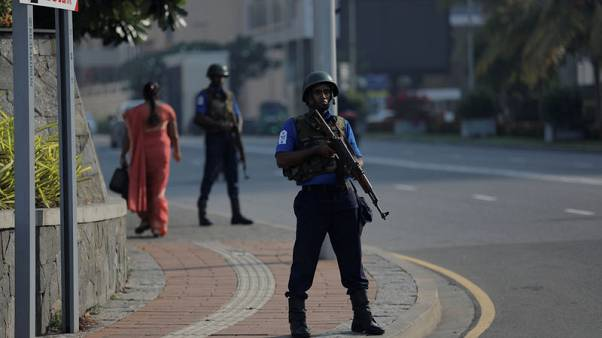 Death toll from Sri Lanka bombing attacks rises to 359 - police