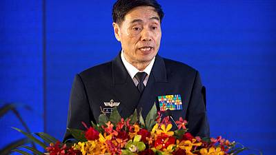 China navy chief takes dig at U.S. freedom of navigation patrols