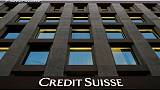Credit Suisse unexpectedly boosts first-quarter earnings