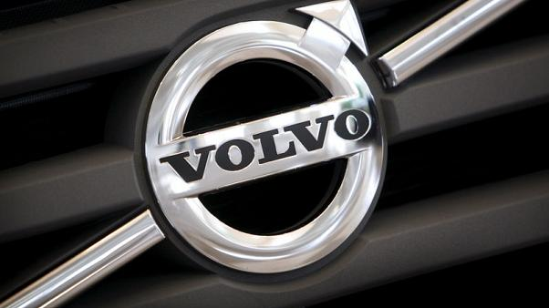 Truckmaker Volvo profit tops forecast as supply chain squeeze eases