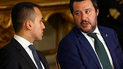 Italian cabinet infighting overshadows growth plan