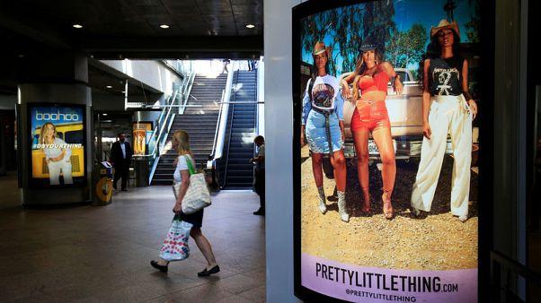 UK online fashion retailer Boohoo posts 49 percent profit rise