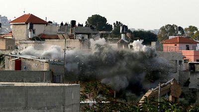 Démolition de la maison d'un Palestinien accusé du meurtre de deux Israéliens