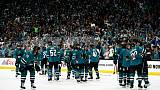 Play-offs NHL: Las Vegas victime du fou come-back de San Jose