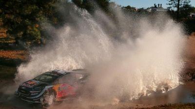 WRC: Ogier pour une première victoire au rallye d'Argentine