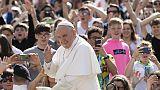 Papa: la giustizia non risolve tutto