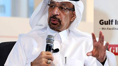 Saudi's Falih - no need for immediate action after end of Iran oil waivers