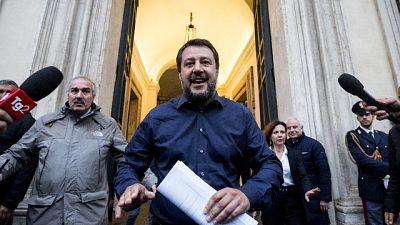 Salvini, Lega aiuta tutti i Comuni