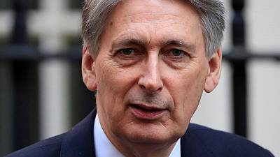 Hammond misses his budget target, even as deficit falls to 17-year low