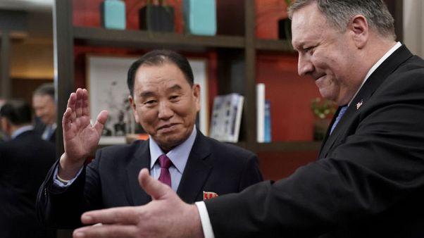 North Korea sidelines leader Kim's right-hand man for Hanoi breakdown - South Korea lawmaker