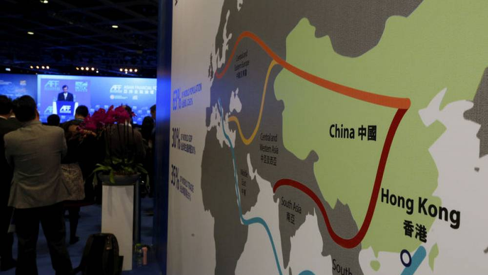 China coal investments unpopular in 'new Silk Road' nations