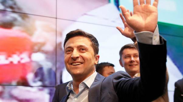 Ukrainian president-elect calls for talks with IMF on lower gas prices