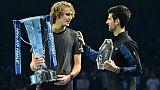 Tennis: le Masters masculin quittera Londres pour Turin en 2021