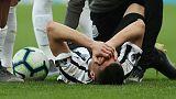 الميرون صانع لعب نيوكاسل يغيب حتى نهاية الموسم بسبب الإصابة