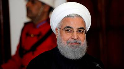 Rouhani says Saudi Arabia, UAE owe their existence today to Iran - TV