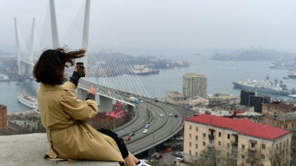 Vladivostok, fenêtre de la Russie sur l'Extrême-Orient