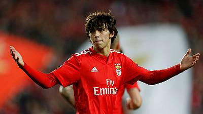 Joao Felix delights Benfica fans but for how long?
