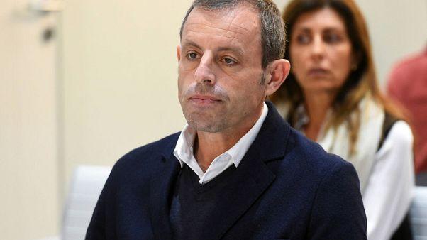 Former Barcelona FC President acquitted in graft probe - court document