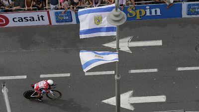 Ciclismo: Tour Alps, 3/a tappa a Masnada