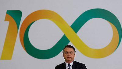 Poll shows more Brazilians rejecting Bolsonaro - CNI/Ibope