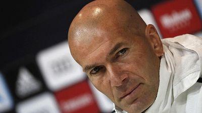 Zidane: L'anno prossimo puntiamo su Liga