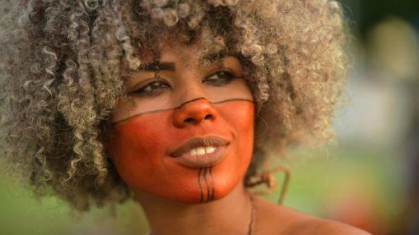 Brésil: 2.000 indigènes s'installent dans le centre de Brasilia