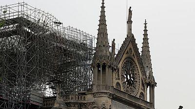 Axa provided insurance cover for Notre-Dame artworks for a few million euros