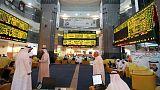 القطاع المالي يرفع بورصتي مصر وقطر، وشركات الأسمنت تصعد بالسعودية