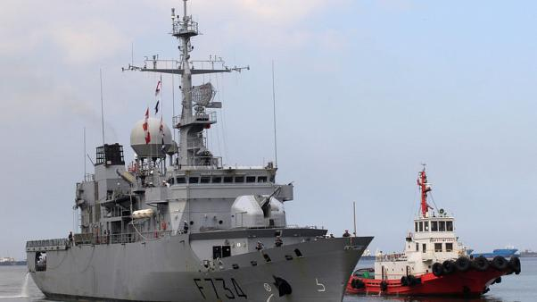 Exclusive: In rare move, French warship passes through Taiwan Strait