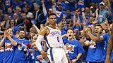 NBA: coups de tonnerre pour Westbrook et OKC