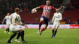 Atletico put Barca celebrations on ice with win over Valencia