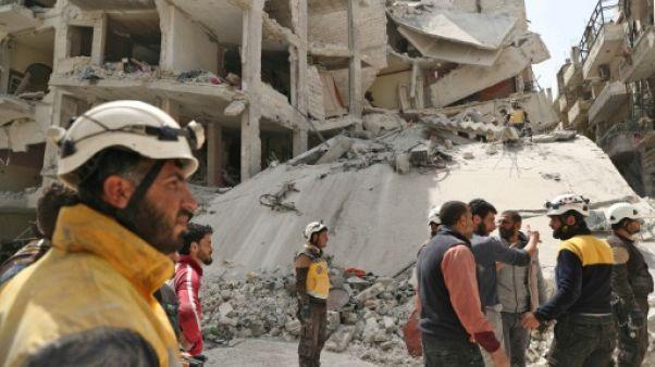 Syrie: dix-huit personnes tuées par une explosion dans le nord-ouest