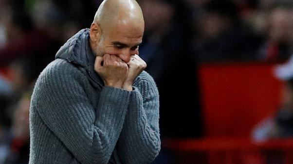 Guardiola amazed by Manchester City's response to European exit