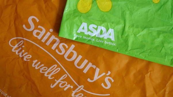 UK regulator to give final verdict on Sainsbury's-Asda deal