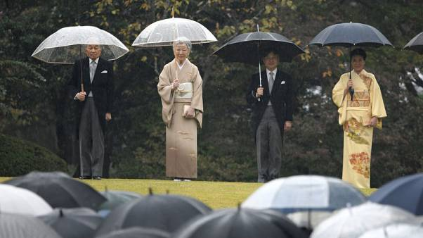 Japan's incoming imperial couple offers the nation something new